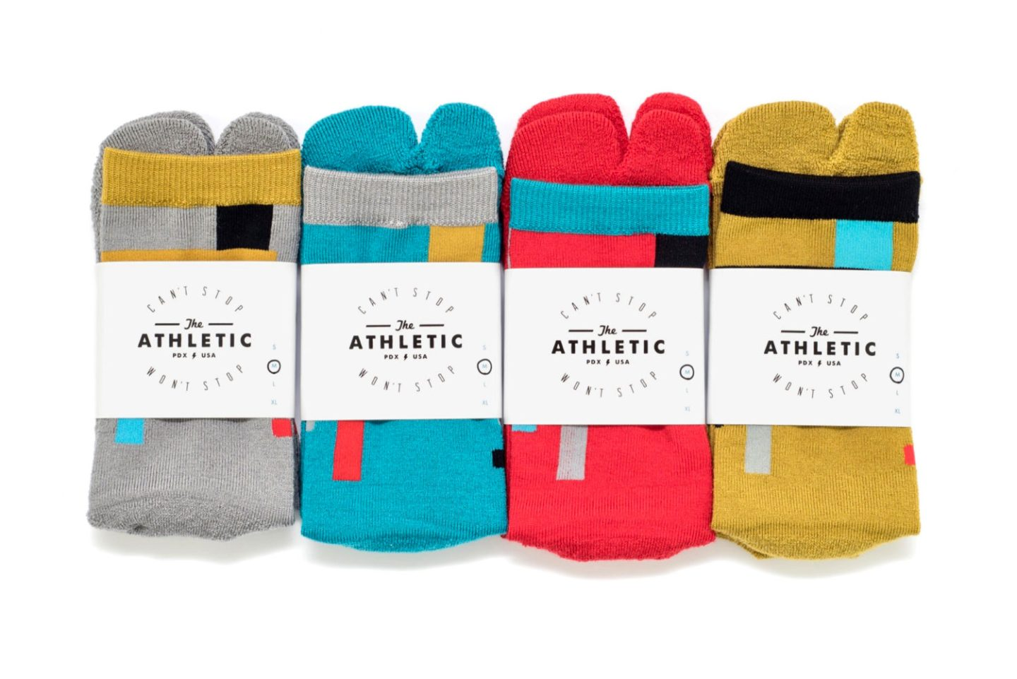 The Athletic Tabby Socks