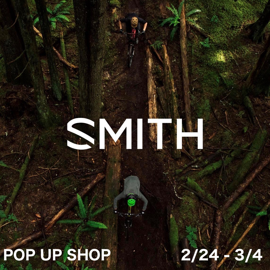 Smith Optics POP UP SHOP