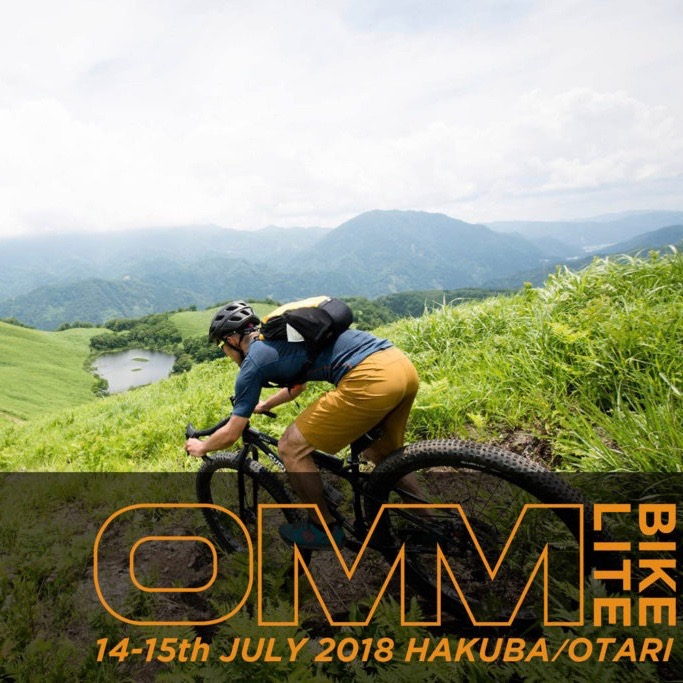 OMM BIKE / LIGHT in Hakuba