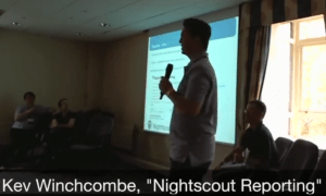 Nighscout FFL, Kev, nightscout reporting