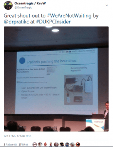 #DUKPCInsider conference: hopefully the first of many