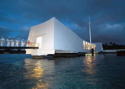 63RD. COMMEMORATION OF PEARL HARBOR ATTACK