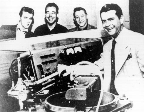 Sun Records Studio, Memphis 1954