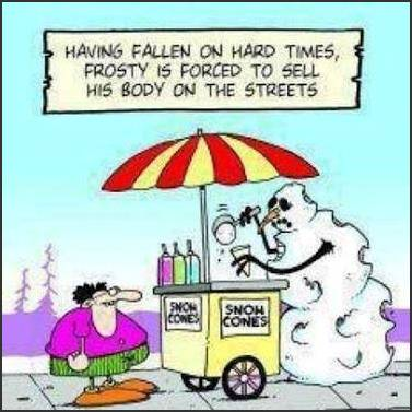 Frosty hits Rock Bottom