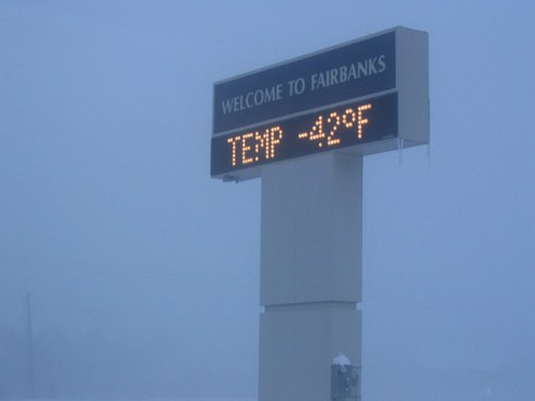 Welcome to Fairbanks!