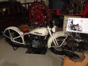 1932 Harley Davidson 32-V