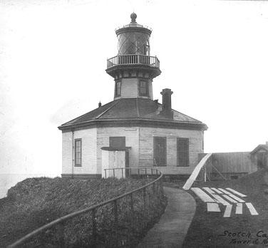 Scotch Cap Lighthouse 1903