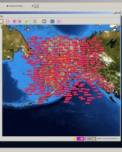 June 2015 Fire Map