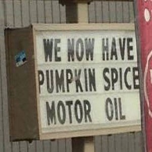 Trendy motor oil change