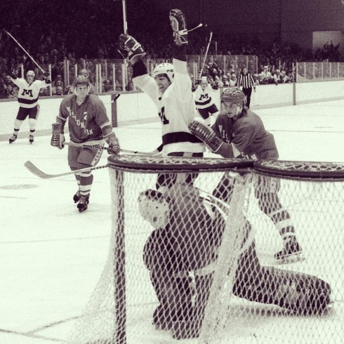 1979 goal against Wisconsin