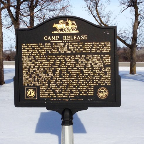 Camp Release marker