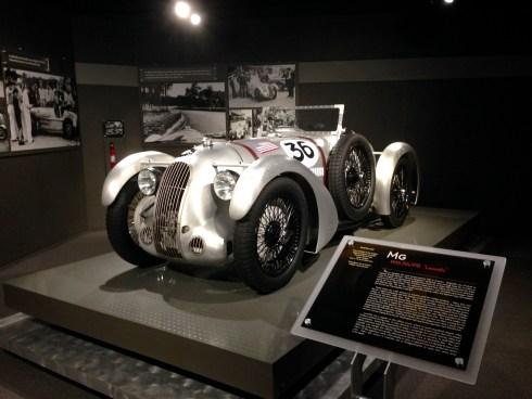 1935 MG Type PA/PB
