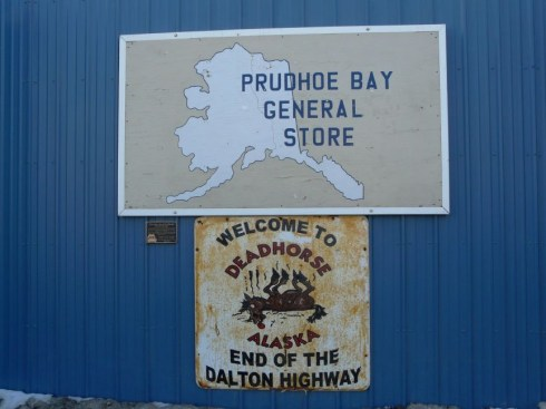 Prudhoe Bay General Store