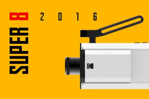 Kodak Super 8 Press Release