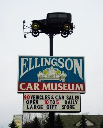 Ellingson Car Museum