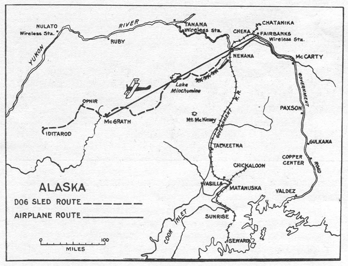 Alaska Air Mail