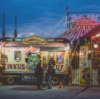 El Circo Raluy es como un museo para los niños