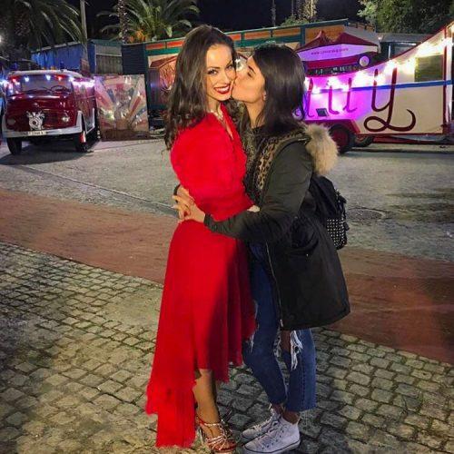 Sofía ganadora de GH16 con Niedziela en el Circo Raluy