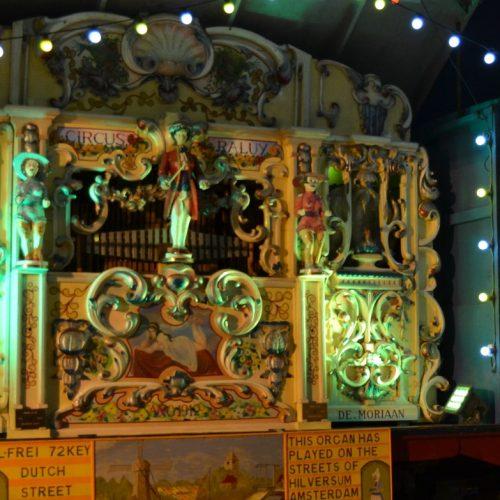 Órgano del Circo Raluy