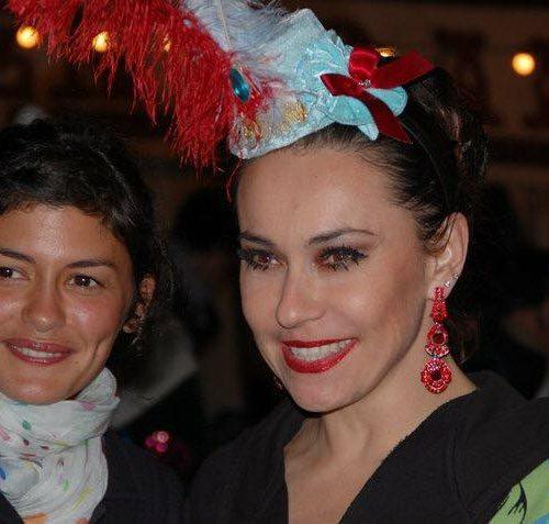 VIPS en el Circo Raluy