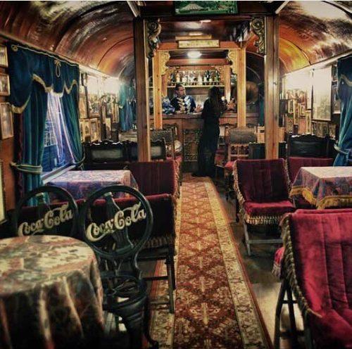 Cafetería del Circo Raluy