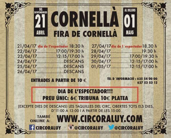 Circo Raluy en Cornella