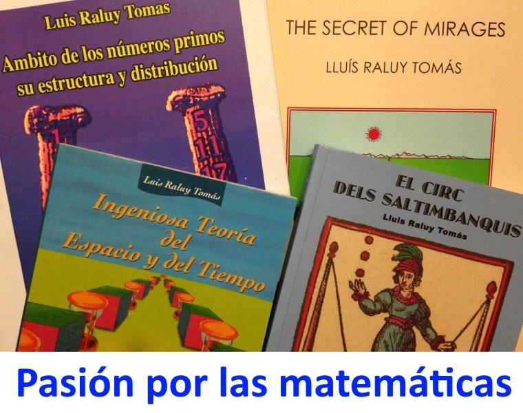 Libros de Lluis Raluy
