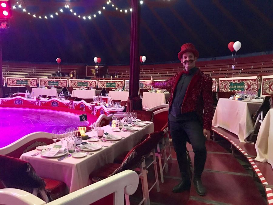Cena espectáculo - Dinner Show Interior 3