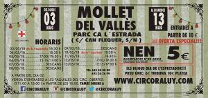Circo Raluy (del 28 de marzo al 15 de abril en Sabadell ...