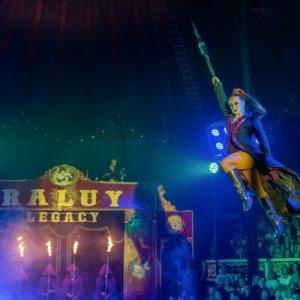 Circo Raluy. Louisa Raluy