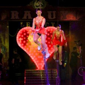 Circo Raluy. Niedziela y Emily Raluy 500