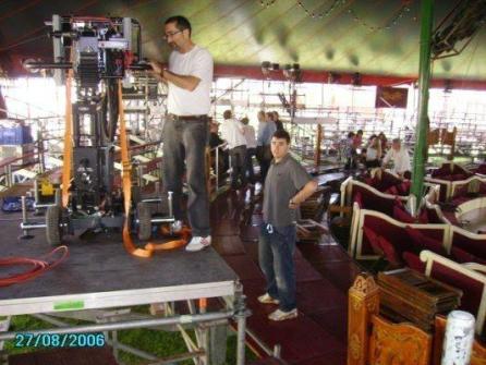 Eventos Profesionales. Gala del cine Premios San Jordi 2011