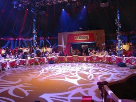 Eventos Profesionales. Gala en la sede central de la cadena de tiendas IMAGINARIUM