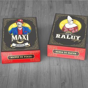 La mágica baraja del Circo Raluy Legacy