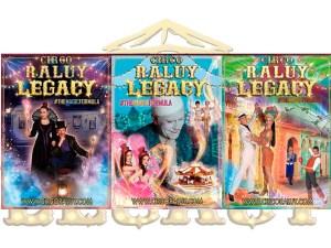 Descubre a los Personajes del Circo Raluy Legacy