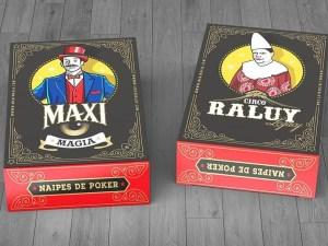 Recuerdo para regalar del Circo Raluy