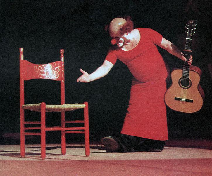 Charlie Rivel. Un histórico del Circo