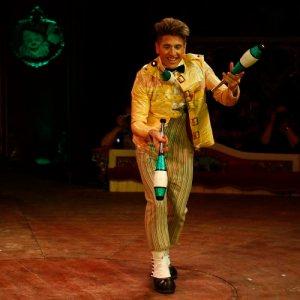 Pietro Vicentini. El Payaso del Circo Raluy Legacy
