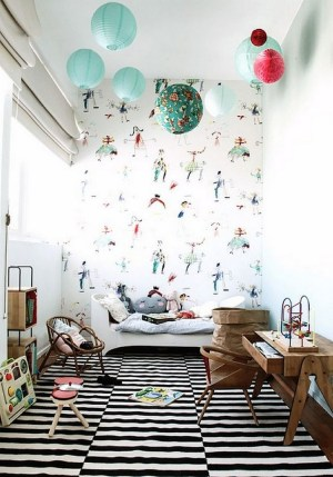 wall bedrooms creative wallpapers into turn any decor