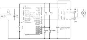 DC Motor Speed Control Using Microcontroller