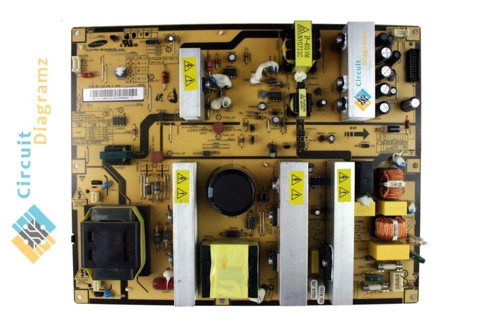 medium resolution of led tv inverter board circuit diagram