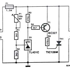 High Voltage Circuit Diagram 2000 Ford Ranger Wiring Radio Crowbar Over Protection