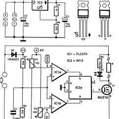 Solar Panel Wiring Diagram 1995 4l80e Shunt Regulator Circuit
