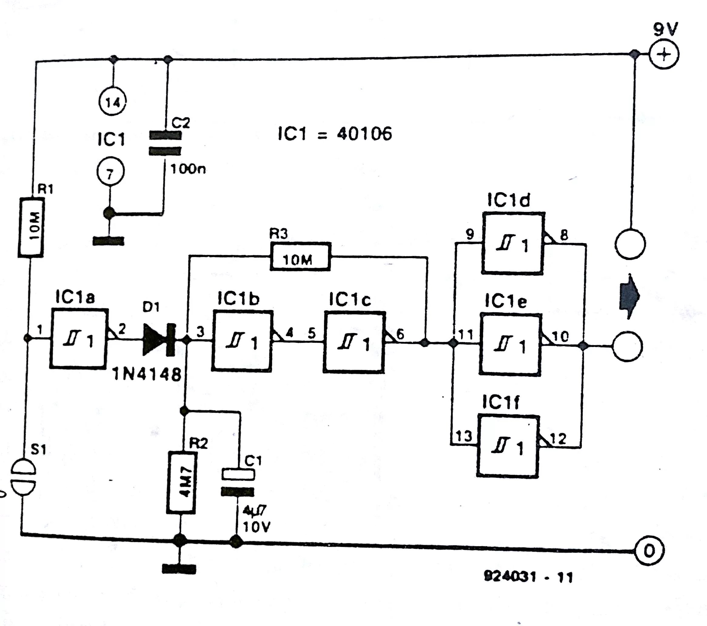 On Off Switch Wiring Diagram Inverter