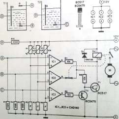 Liquid Level Controller Circuit Diagram 2006 Nissan Sentra Stereo Wiring Water Control
