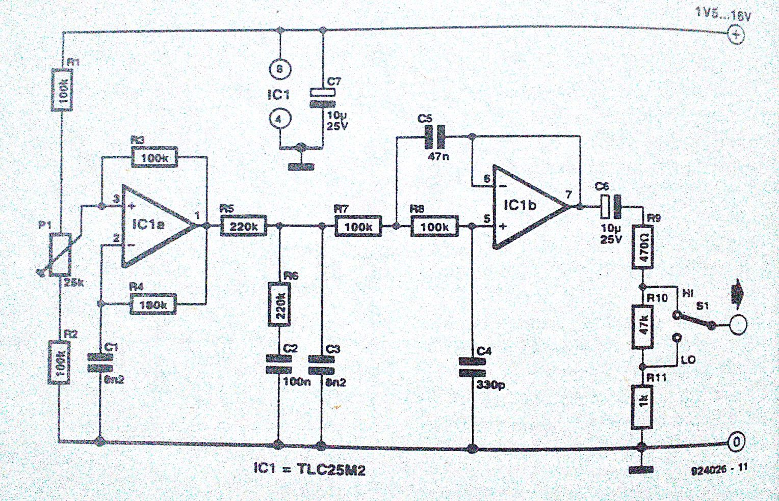 hight resolution of signal generator