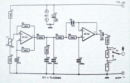 small resolution of signal generator