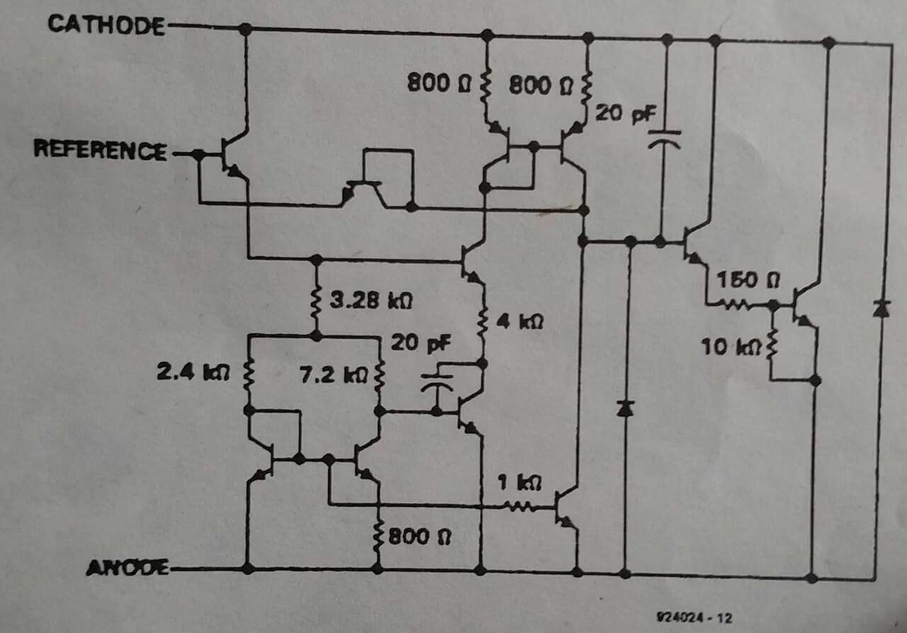 Fuse Power Supply Circuit Diagram