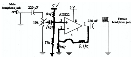 EE 43-100 FINAL PROJECT-AN AUDIO AMPLIFIER