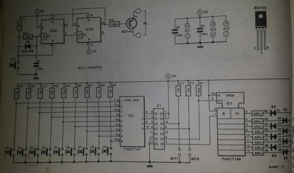Lcd Projector Multifunction Controller Circuit Diagram Control